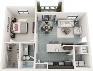 Bainbridge_MILA_FloorPlans_A1_1bed_1ba_781sq